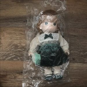 Precious Moments Irish Haley Doll